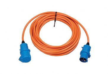 Mains 25 Metre Hook Up Cable